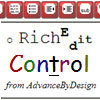 Javascript RichEdit Control
