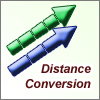 Distance conversion tool