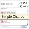 Simple jQuery Chatroom