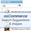 osC Search Suggest and Images