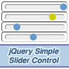 jQuery Simple Slider Control