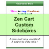 Custom Sideboxes